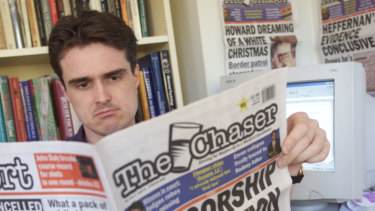 Wonderfully disrespectful: 20 years of The Chaser