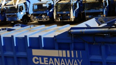 Cleanaway is Australia's largest waste-management company.