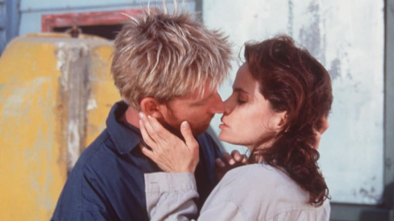 David Wenham and Sigrid Thornton in the original SeaChange.