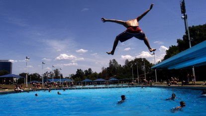 Minister's $30m won't deliver a like-for-like pool at Parramatta: mayor