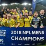 Heidelberg take Victorian title with 2-1 win over Avondale
