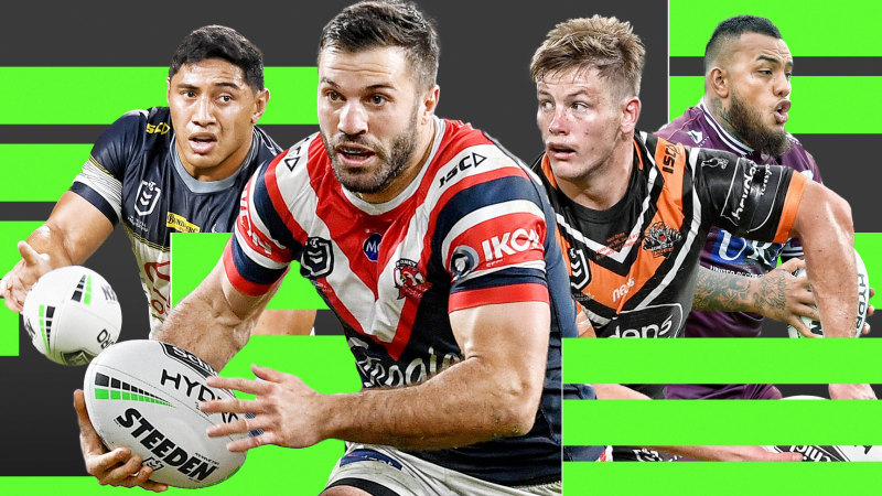 NRL Players' Poll results reveal a changing of the guard