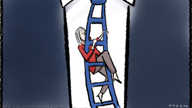 Indicators of gender equality have been sluggish over the past few years.