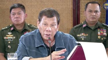 Philippine President Rodrigo Duterte announced quarantine orders last week for the whole island of Luzon, the archipelago's most populous island.