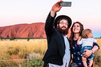 Filmmaker Danny Ben-Moshe's Outback Rabbis delivers a road trip like no other.