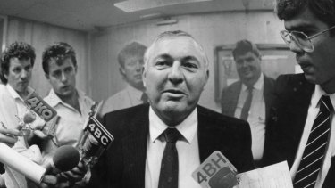 Crennan represented liquidators to Alan Bond's failed company Bell Group.
