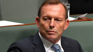 Tony Abbott has held the seat of Warringah since the 1990s.
