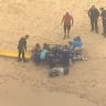 Man dies after being swept off rocks at Bondi Beach