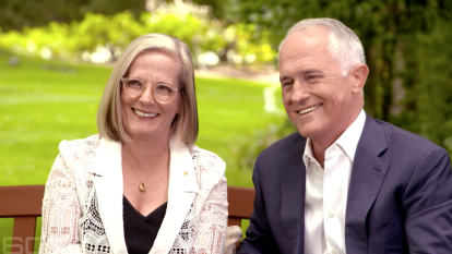 Malcolm and Lucy Turnbull investors behind US company providing police tech