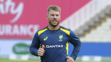 The pressure is firmly on David Warner to perform in the third Test.