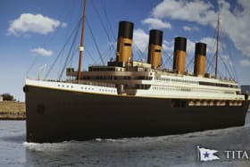 Titanic II is not sunk yet: Clive Palmer's new plan for ship