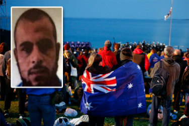 A man is in custody in Turkey for allegedly planning a terrorist attack on ANZAC Day services at Gallipoli.
