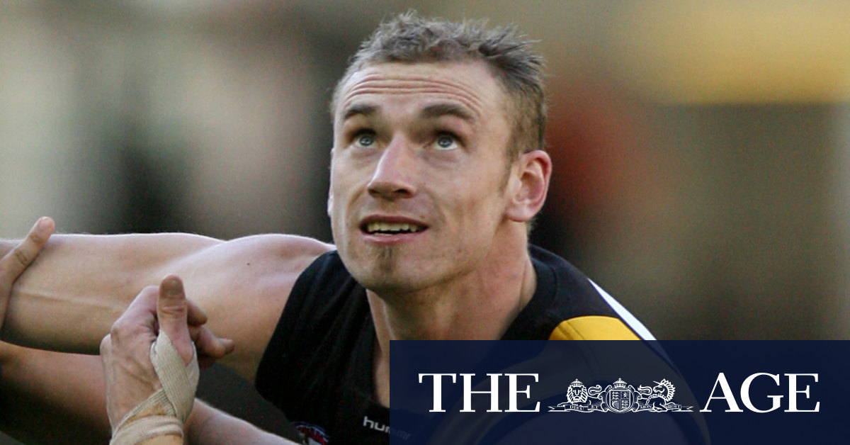 Shane Tuck: football royal who did it the hard way