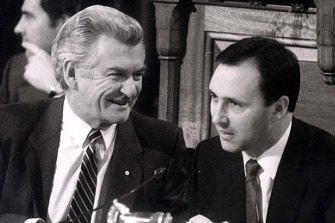 Australian economic policy became increasingly individualistic under Labor's Bob Hawke and Paul Keating.
