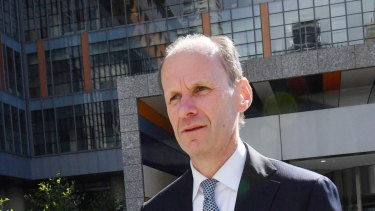 ANZ chief executive Shayne Elliott.