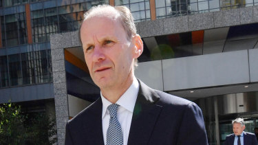 ANZ chief executive Shayne Elliott said he couldn't ask staff to wear a cut in their bonuses unless he took one too.