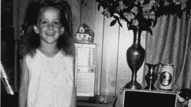 Lauren Hickson was four years old when she was murdered by Neville Towner.