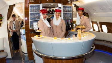 Emirates running low on cabin crew, say insiders