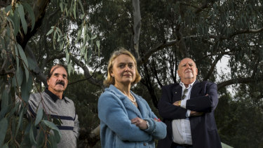 Banyule mayor Wayne Phillips, Boroondara mayor Jane Addis and Whitehorse mayor Bill Bennett are united in their opposition to the North East Link in its current form.