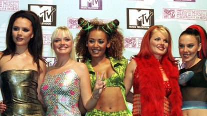 5 become 4: the Spice Girls reunite, minus 'Posh' Victoria Beckham