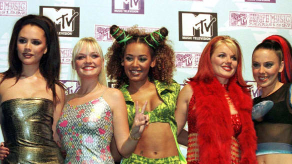 Ray Cooper: Pop executive who signed the Spice Girls