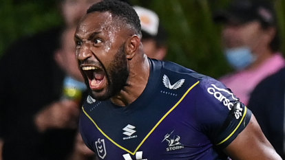 NRL blame 'administrative error' after Olam left off Dally M invite list, award nominations