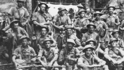 Wartime letters of highest ranked Indigenous soldier revealed