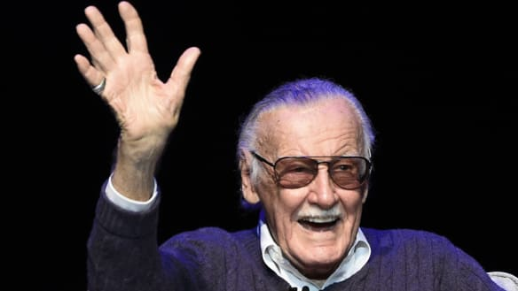'We've lost a genius': Hugh Jackman leads tributes to Stan Lee