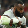 Silver linings: Flying Fijians set for Wallabies, All Blacks Tests