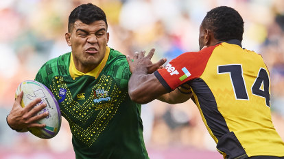 NRL star Fifita detained over alleged Bali incident