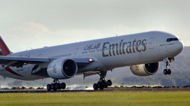 Emirates says it hopes to keep Australian routes operational.