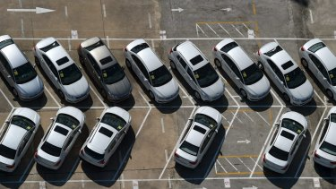 The Perth Parking Levy nets $58 million every year.