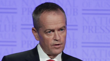Bill Shorten favours a move back to a more centralised wage fixing model.