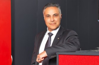 Ahmed Fahour, who served as CEO of Australia Post before Christine Holgate, also oversaw spending on watches and pens, an audit found.