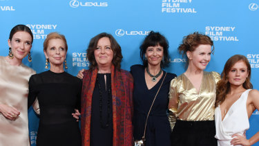 Stars of Palm Beach at the 2019 Sydney Film Festival.