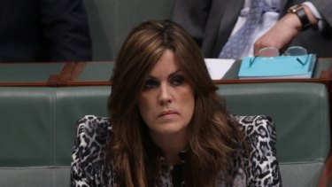 Peta Credlin, former chief of staff for Tony Abbott, is considered by some in the  Liberal Party as its  'great right hope'.