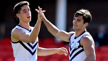 Adam Cerra isn't going anywhere and Lachie Schultz will likely be re-signed by Fremantle.