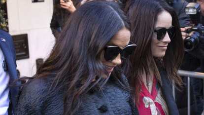 Amal Clooney, Serena Williams at Meghan Markle's star-studded baby shower