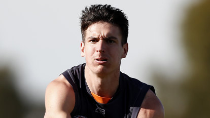 Giants defender in hospital with infection after back injury 'spiralled out of control'