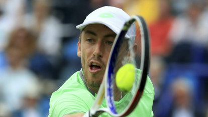 Millman advances at US Open tune-up event
