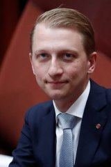 Senator James Paterson the WHO should be listening to Taiwan.