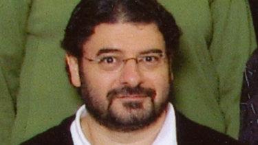 Paul Pavlou.