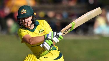 Alyssa Healy and the Australian team dominated the recent Twenty20 World Cup.