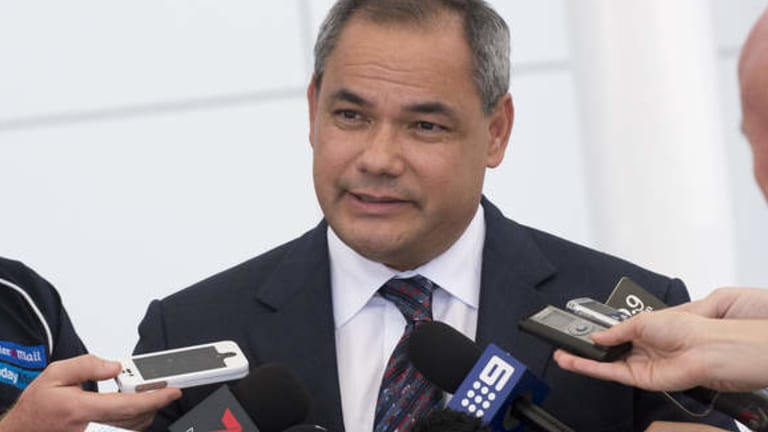 Gold Coast Mayor Tom Tate is facing allegations of not declaring business interests in the sale of council property.