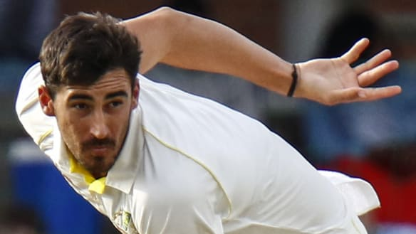 Starc makes return while Handscomb hopes to be a big hit