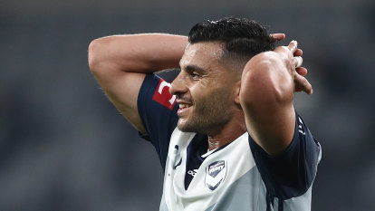 Andrew Nabbout signs up for City while Matt Acton inks Victory deal