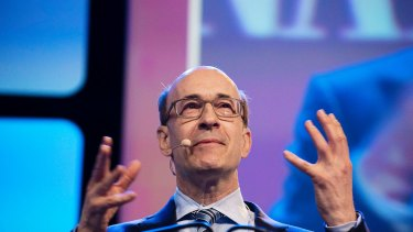 Harvard economist Kenneth Rogoff has painted a dire picture of the global economy.