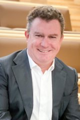 Building wealth and healthcare infrastructure at the same time … Australian Unity's Mark Pratt.