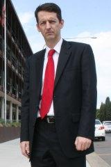 Former minister Matthew Mason-Cox.