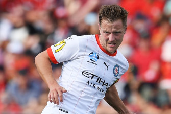 Melbourne City skipper Scott Jamieson won't want to recall the match any time soon.
